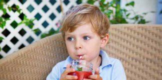 درمان خانگی سرفه کودکان زیر ۴ سال