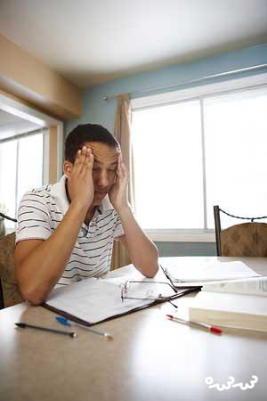 درمان استرس شدید نوجوانان