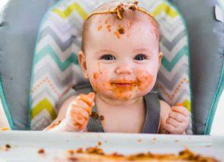 بهترین زمان شروع غذای جامد برای نوزاد
