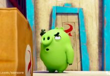 کارتون Slingshot Delivery - Piggy Tales