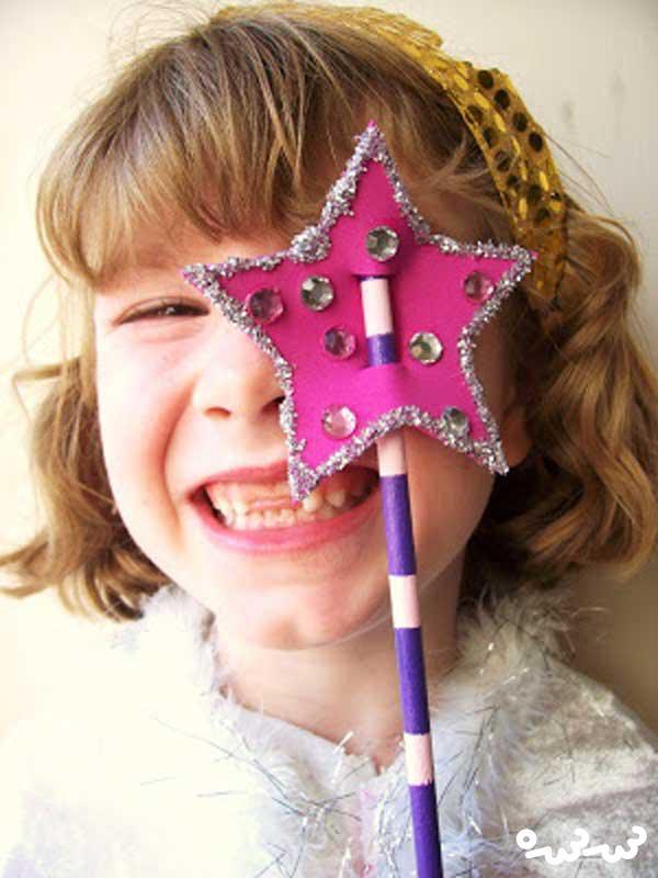 آموزش ساخت مداد ستاره ای