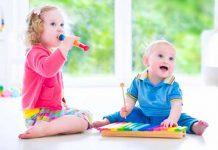 کارگاه هوش موسیقی برای کودکان 3 سال به بالا