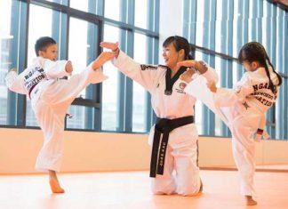 کارگاه کاراته مادر و کودک