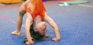 کلاس ژیمناستیک ویژه کودک