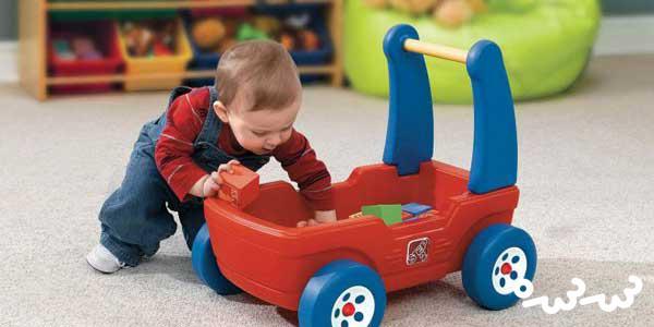 بازی فکری با کودک دو ساله