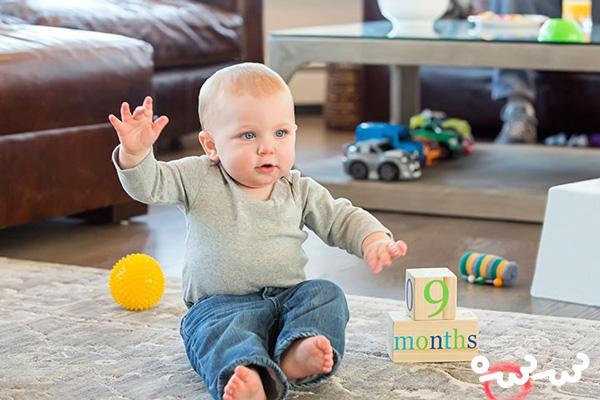 بازی های ساده برای تعامل بیشتر با کودکان