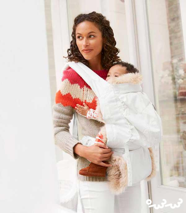 لباس مناسب نوزاد در پاییز و زمستان