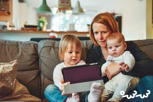 چگونه به رشد گفتاری کودکمان کمک کنیم؟
