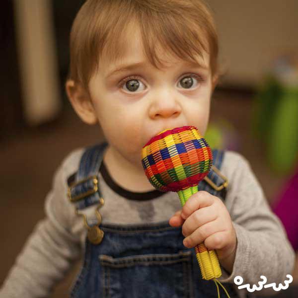 توجهات بینایی کودکان مبتلا به اوتیسم