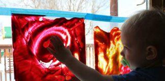 ۳ پیشنهاد جذاب برای نقاشی کشیدن بچه ها