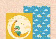 شعر لالایی کودکانه ترکی