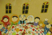 قصه شب یلدا بدون مادر بزرگ