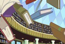 قصه کودکانه درباره کتاب های شلخته