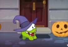 کارتون Halloween Special - om nom