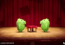 کارتون Magic Matchup - piggy tales