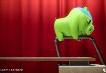 کارتون Piggy Dive - piggy tales