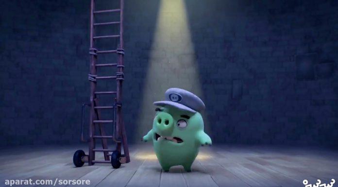 کارتون Up The Ladder - piggy tales