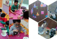 کارگاه آزمایشگاه کودکانه ویژه گروه سنی 3 تا 6 سال