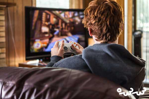 انجام بازی های ویدئویی