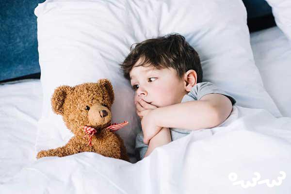 بد خوابی کودکان