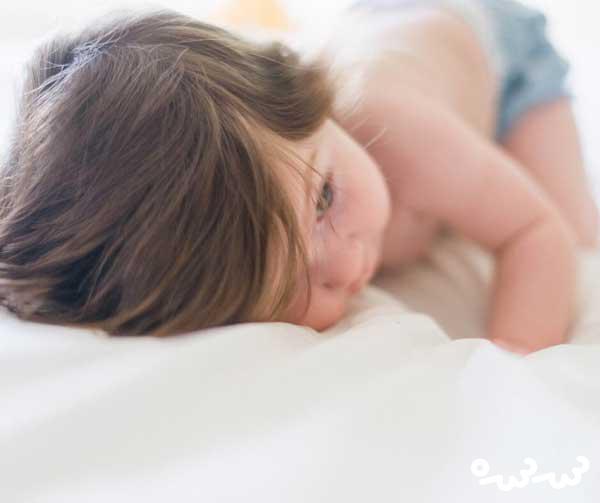 بدخوابی کودکان در شب