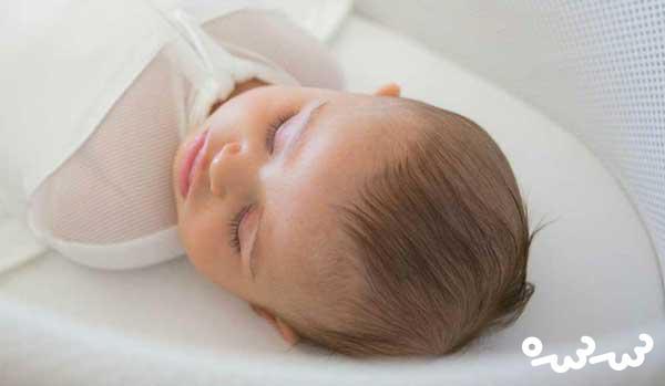 بدخوابی کودکان زیر دو سال