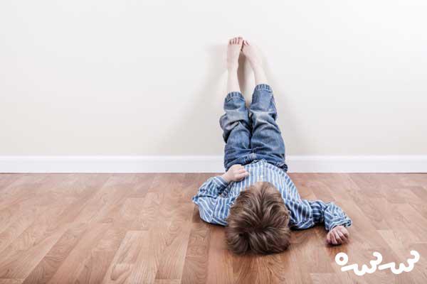 آموزش لمس خوب و بد به کودک