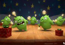 انیمیشن Light Dance - piggy tales