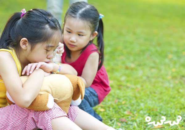 کمک به دوست یابی کودکان