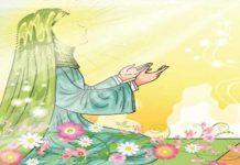 داستان کودکانه زندگی حضرت فاطمه (ع)