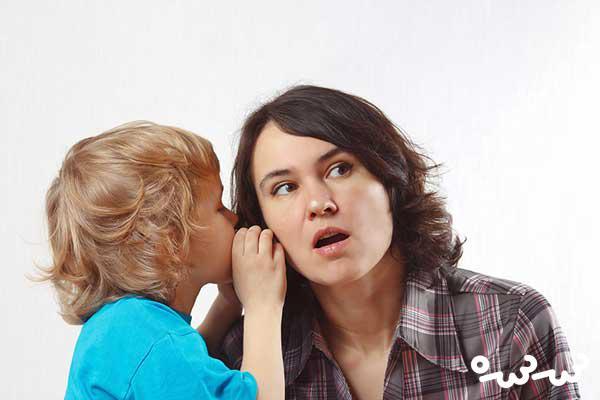 مقاله در مورد دروغگویی کودک