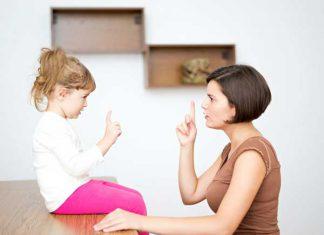 برخورد با دروغگویی فرزندان با تکنیک پیامدهای منطقی
