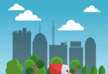 قصه اردک و درخت بزرگ