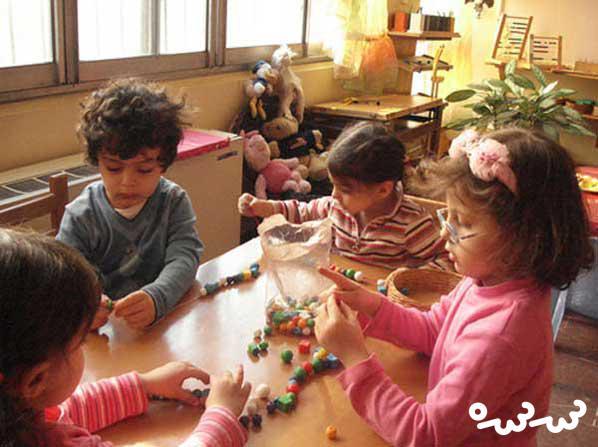 مهدکودک سه زبانه فروغ ایران