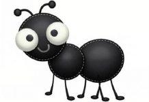 مورچه پا شکسته