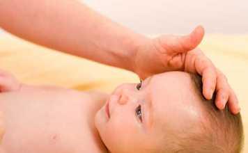 نقطه نرم سر نوزاد چیست و چگونه باید از آن مراقبت کرد؟