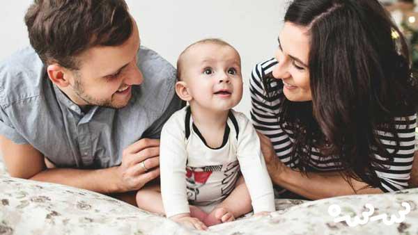 ارتباط موثر والدین با فرزندان در محیط خانواده