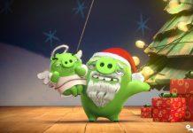 کارتون Holiday Song - piggy tales