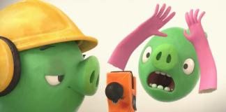 کارتون Jackhammered - piggy tales
