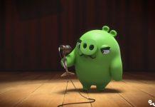 کارتون Pig Interrupted - piggy tales