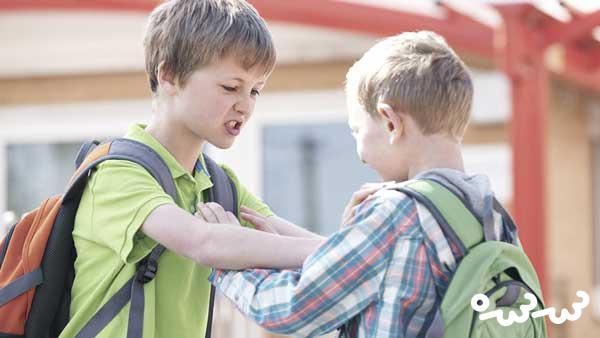 زورگویی قلدرهای مدرسه