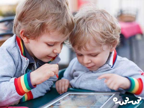 اجتماعی شدن کودک سه ساله
