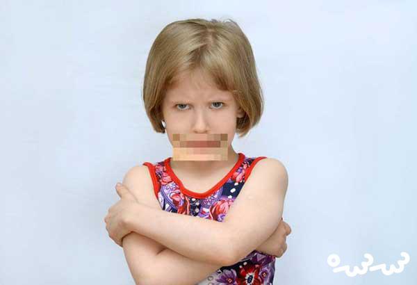 رفتار صحیح با کودک بی ادب