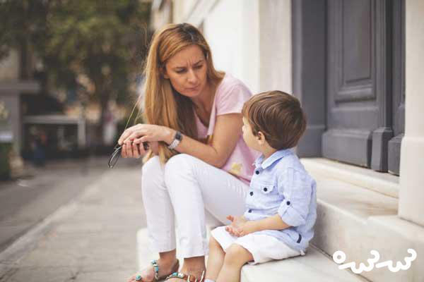برخورد با کودک بی ادب