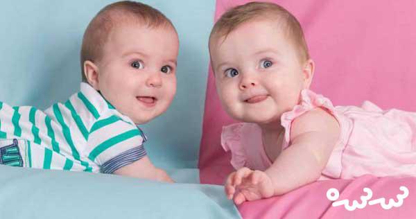 مراقبت از نوزادان دو قلو