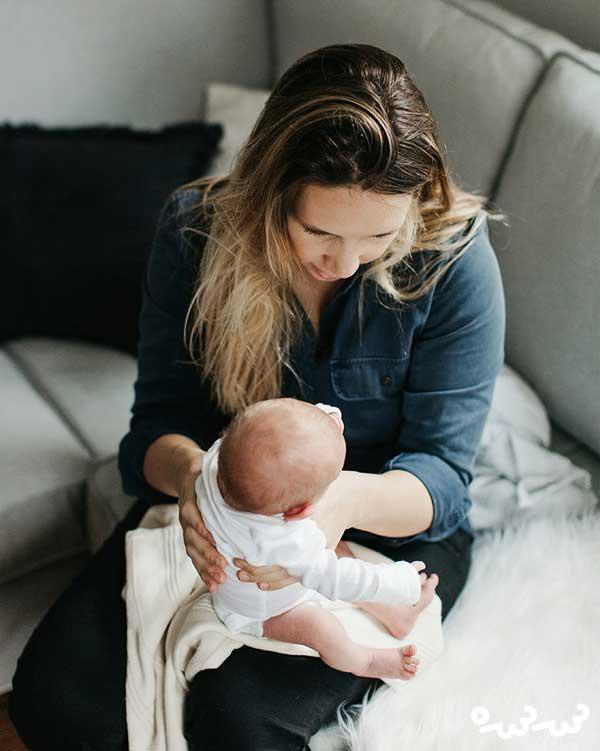 اولین سال مادر بودن