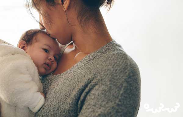 مشکلات مادر شدن