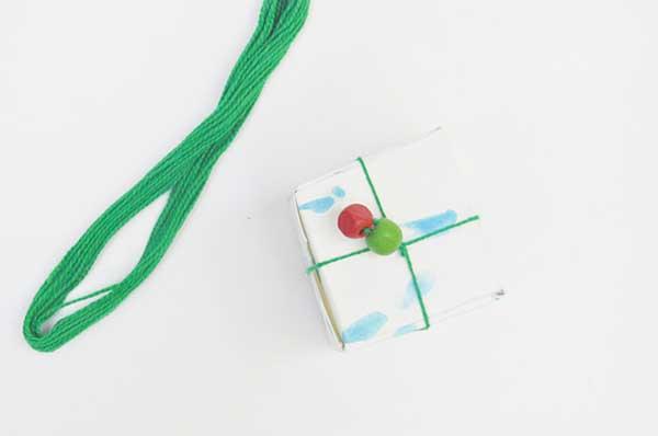 آموزش ساخت جعبه هدیه با مقوا