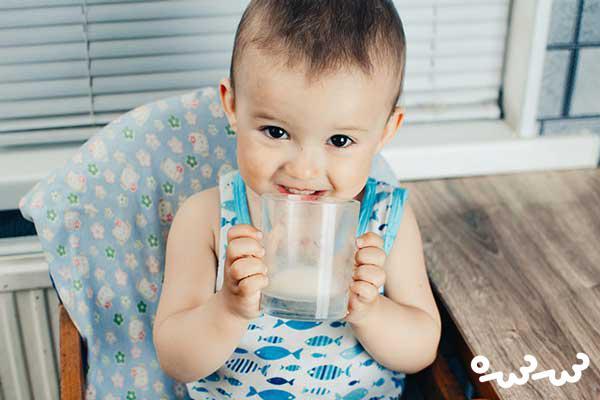 تست آلرژی نوزادان