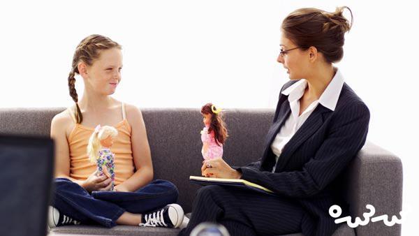فواید مراجعه به روانشناس کودک